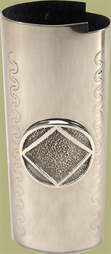 1051 Lighter Case w NA Service Symbol