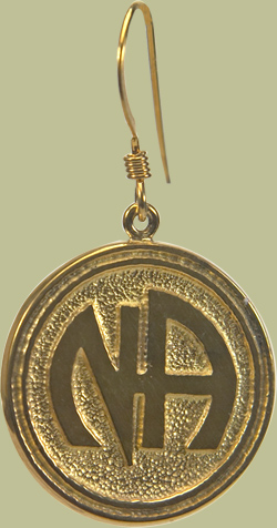 1131 3/4in Narcotics Anonymous Logo Hook ER