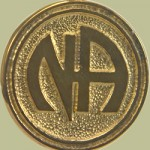1141 1in Narcotics Anonymous Logo Pendant Solid