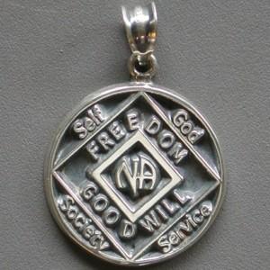 1200 NA Medallion Silver