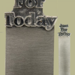 1263 Just For Today Bookmark