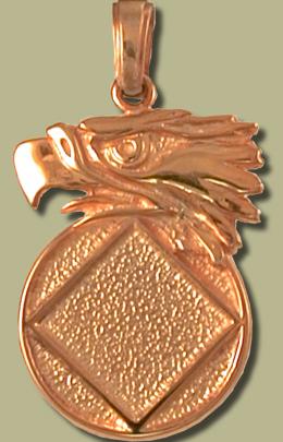 2081 Eagle w NA Service Symbol