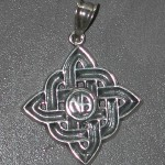 2092 Celtic Knot Square Narcotics Anonymous Logo