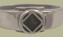 1551 Flat Band NA Service Symbol