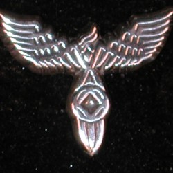 2023 Celtic Phoenix Lapel Pin